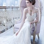 Lazaro Bridal Wear Fall Collection 2012