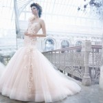 Lazaro Fall Bridal Gown Wedding Dress Collection 2012