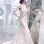 Lazaro Fall Bridal Gown Wedding Dress Collection 2012 women outfits