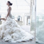 Lazaro Fall Bridal Gown Wedding Dress Collection 2013
