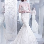 Lazaro Fall Bridal Gown Wedding Dresses Collection 2012