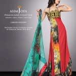 Limited Edition Lawn Dress Collection 2012 By Designer Asim Jofa