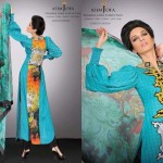 Limited Edition Lawn Prints 2012 By Designer Asim Jofa