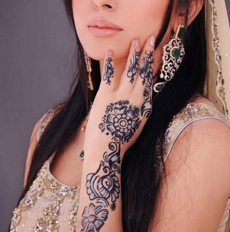 Mehndi Designs For Hands Eid 2012