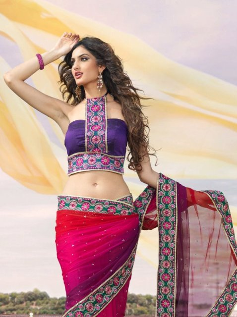 Multiple Color Gorgeous Designer Saree Collection