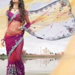 Multiple Color Stylish Designer Saree Collection