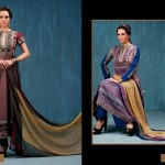 Nadia Hussain Exclusive Eid Lawn Collection 2012-13 For Women