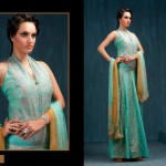 Nadia Hussain Exclusive Eid Lawn Collection 2012 outfits For Women