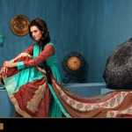Nadia Hussain Exclusive Eid Lawn Dress 2012 For Women