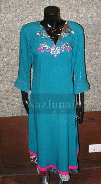 NazJunaid Summer 2012 Latest Casual Outfits 2