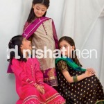 Nishat Linen Nisha Princess Festive Collection 2012 For Kids 10