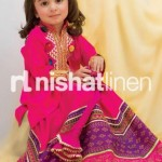 Nishat Linen Nisha Princess Festive Collection 2012 For Kids 11