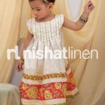 Nishat Linen Nisha Princess Festive Collection 2012 For Kids 2