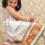 Nishat Linen Nisha Princess Festive Collection 2012 For Kids 3