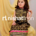 Nishat Linen Nisha Princess Festive Collection 2012 For Kids 4