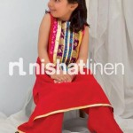 Nishat Linen Nisha Princess Festive Collection 2012 For Kids 6