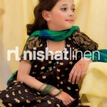 Nishat Linen Nisha Princess Festive Collection 2012 For Kids 7