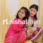 Nishat Linen Nisha Princess Festive Collection 2012 For Kids 9