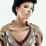 Pakistani esigner Shamaeel Ansari Eastern women Trendy Couture Latest Fashion dress