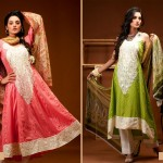 Rabea Lawn 2012 Eid outfits for Women from Shariq Textiles