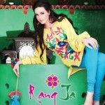 Rang Ja Stylish Mid Summer Eid Collection 2012 For Women 6