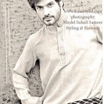 Satrangi By Saqib Eid Collection 2012 For Men