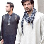 Satrangi By Saqib Eid Dress Collection 2012 For Men