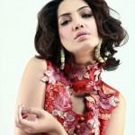 Shamaeel Ansari Western Trendy Couture Latest Fashion with Saima Azhar
