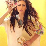 Shirin Hassan Eid Collection 2012 Silk Long Shirts, Tunics