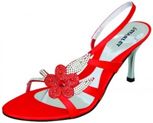Starlet Eid Shoes Summer Collection 2012 for Girls