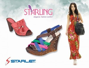 Starlet Shoes Summer Collection 2012 for Women