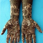 Stylish And Easy Eid Mehndi Designs 2012 for Girls and Women 1