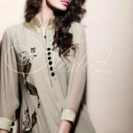 Tunics Eid Collection 2012 For Women By Needlez By Shalimar
