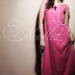 Tunics Eid dress Collection 2012 For Women By Needlez By Shalimar