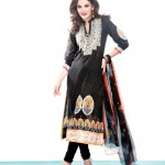 Vogue Embroidered Silk Eid Dress Collection 2012 by Five Star Textile (2)