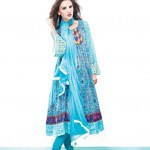 Vogue Embroidered Silk Eid Dress Collection 2012 by Five Star Textile (5)