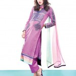 Vogue Embroidered Silk Eid Dress Collection 2012 by Five Star Textile (8)