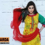 Warda Designers Latest Ready To Wear Eid Collection 2012 for Women (2)