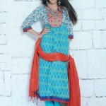 Warda Designers Stylish Ready To Wear Eid Collection 2012 for Women (2)