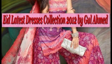 eid collection of gul ahmaed