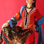 latest dresses for women by Kashish