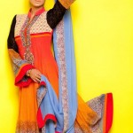 latest dresses for women by kashish 2012