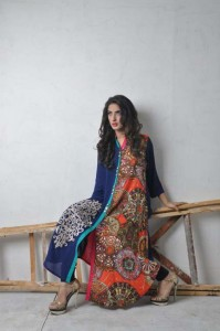 Aqua by Zainab Sajid Formal Eid Wear Outfits Collection