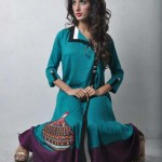 Aqua by Zainab Sajid Formal Eid Wear Outfits Collection 2012 for Women