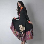Aqua by Zainab Sajid Formal Eid Wear Outfits Collection 2012 for girl