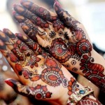 Beautiful Eid hand Mehndi Designs 2012