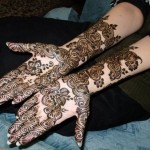 Beautiful Eid-ul-fiter hand Mehndi Designs 2012-2013
