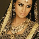 Bushra Aftab Fine Diamonds & Kundan Polki Stylish Jewelry Sets (1)