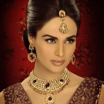 Bushra Aftab Fine Diamonds & Kundan Polki Stylish Jewelry Sets (2)
