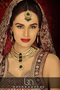 Bushra Aftab Fine Diamonds & Kundan Polki Stylish Jewelry Sets (7)